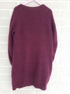 Ilman erikoisominaisuuksia oleva neuletakki – Nurjia silmukoita Turtle Neck, Pullover, Sweaters, Fashion, Moda, Fashion Styles, Sweater, Fashion Illustrations, Sweatshirts