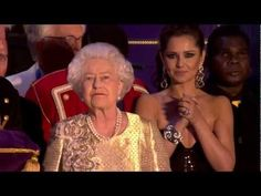 Susan Boyle Performs 'Mull of Kintyre' (written by Paul McCartney) for Queen Elizabeth at Windsor Castle, on the occasion of her Diamond Jubilee.