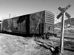 Tristeza, olvido y soledad de los trenes