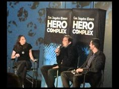 Hero Complex Q&A with Richard Armitage and Lee Pace Part 1