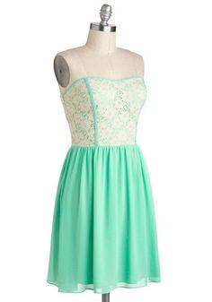 Bridesmaid (Cristina) - Glowing Places Dress, #ModCloth