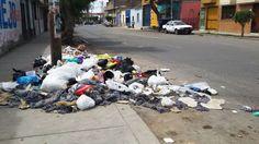 Burgomaestre de Chiclayo prometió erradicar la basura acumulada
