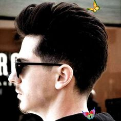 40 Statement Hairstyles for 40 Statement Hairstyles for Men with Thick Hair hairstyles #menshairstyles2017 #menshairstylesshort #menshairstylesfade #menshairstylesroundface #menshairstylescurly #menshairstylesundercut<br> Mens Hairstyles Round Face, Bride Hairstyles, Haircuts For Men, Low Taper Haircut, Tapered Haircut, Short Hair Cuts For Women, Short Hair Styles, Loose Curls, Doll Hair