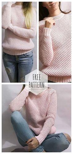 Knitting Cardigan Pattern Sleeve 45 Ideas For 2019 Crochet Woman, Diy Crochet, Knitting Patterns Free, Knit Patterns, Sewing Patterns, Free Pattern, Knit Cardigan Pattern, Crochet Cardigan, Crochet Sweaters