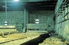 Endstation: Der U-Bahn-Tunnel zwischen dem Bahnhof Potsdamer Platz an der...