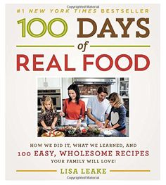 100 Days of Real Foo