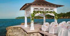 "Can you imagine saying ""I Do"" here? Couples Tower Isle Resort, Jamaica  http://achangeoflatitude.net"