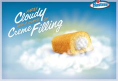 Partly sunny with a chance for creme filling. It's a beautiful day for a Twinkie as Hostess announces it's going out of business.