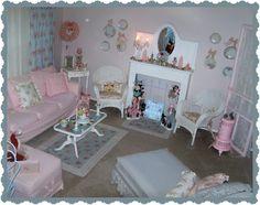 Tea Cottage Pretties: Tea Room