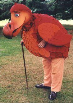 dodo alice in wonderland costume - Google Search