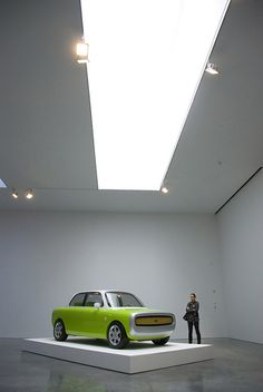 © Marc Newson - Ford Concept Car