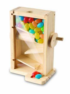 Candy Maze DIY Woodcraft Kit