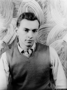 RIP Gore Vidal. Here at 23 years old.