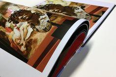 #RossoFiorentino #Arte #Typography #Cataloghi #GraphicDesign #Photography #Fotografia #PhotoBook #Editorial #Design