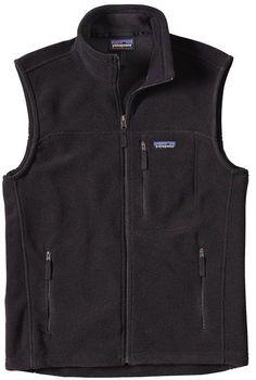Patagonia Men s Classic Synchilla® Fleece Vest Chalecos 3af450baba5