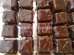 ΠΑΣΤΑΚΙΑ ΣΟΚΟΛΑΤΑΣ – Koykoycook Sweet Home, Food And Drink, Sweets, Cooking, Desserts, Kuchen, Kitchen, Tailgate Desserts, Deserts