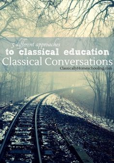 Classical Conversations is a popular Christian co-op approach to classical education. Just like The Well-Trained Mind: A Guide to Classical Education at Home and Teaching the Trivium: Christian Homeschooling in a Classical Style, it's based upon Dorothy Sayers's Lost Tools of Learning.