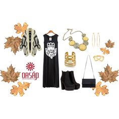 """""""Oasap Fall Fashion Contest"""" by janet-palaggi on Polyvore"""