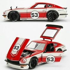 Ford Gt Black With Red Stripes  Cast Model Car By Jada Cast Scale Models Pinterest Cast Model Carscast Models And Ford Gt