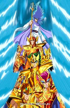 Saint Seiya