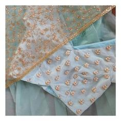 The Aqua Duchess Blouse X The Gold Phooldaar Dupatta (sold out) X Aqua Ballroom Skirt Shop the blouse exclusively on To… Indian Attire, Indian Outfits, Indian Wear, Ethnic Outfits, Blouse Patterns, Saree Blouse Designs, Indian Bridesmaids, Indian Look, Indian Ethnic