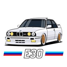 Carros Bmw, Mercedes Benz Coupe, Jdm Wallpaper, Bmw E30 M3, Fast Sports Cars, Bmw Autos, Bmw 7 Series, Gt Cars, Bmw Classic