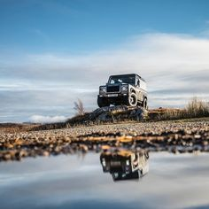 Land Rover Defender 90 Td4 customized twisted adventure by so nice view. Love…