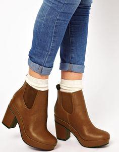 ASOS | ASOS ATLANTA Chelsea Ankle Boots at ASOS