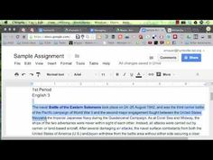 Managing Your Classroom Through Google Drive - YouTube