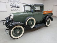 """Ford : Model A vinyl 1931 Ford Model """"A"""" Pick-Up R - http://www.legendaryfinds.com/ford-model-a-vinyl-1931-ford-model-a-pick-up-r-2/"""