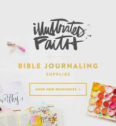 Illustrated Faith - Bible Journaling