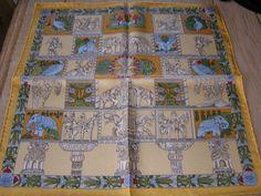 Gavroche Foulard★hermes★pochette Silk | eBay