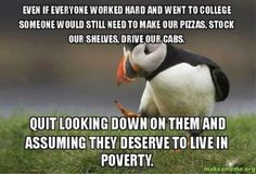 This puffin speaks the truth. Let's elect a puffin! Thanks to @Ana Maranges Martin TIME for the photo!