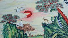 전국민화 공모전 <꿈꾸는 세상> : 네이버 블로그 Korean Painting, Paintings, Paint, Painting Art, Painting, Painted Canvas, Drawings, Grimm, Illustrations