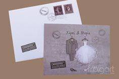 Προσκλητήριο Γάμου http://sak1-2007.wix.com/bonbon-synthesis