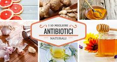 10 antibiotici ed antibatterici naturali che dovresti sempre avere in casa