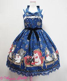 Princess Cat SpecialジャンパースカートSet Kawaii Fashion, Cute Fashion, Asian Fashion, Harajuku Fashion, Model Dress Batik, Batik Dress, Rococo Fashion, Lolita Fashion, Estilo Lolita