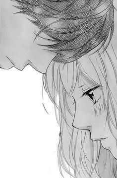 Manga, Anime et AO Haru ride photo – Anime Girls – # … Couple Amour Anime, Manga Couple, Anime Love Couple, Cute Anime Couples, Anime Couples Cuddling, Romantic Anime Couples, Anime Girls, Anime Art Girl, Bild Girls