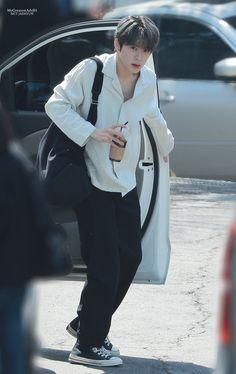 200405 - Jaehyun otw to Inkigayo ©️My Greatest Adventure Fashion Idol, I Really Love You, Jung Yoon, Valentines For Boys, Jung Jaehyun, Jaehyun Nct, Tsundere, Greatest Adventure, Boyfriend Material
