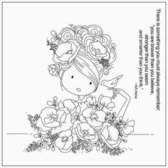 Kijk eens wat ik heb gevonden op AliExpress Colouring Pages, Adult Coloring Pages, Coloring Books, Diy Album Photo, Diy Photo, Embroidery Patterns, Hand Embroidery, Tampons Transparents, Cards