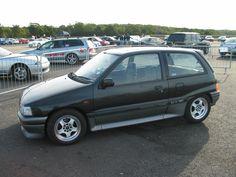 Daihatsu Charade GTxx
