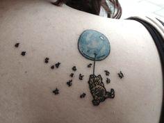 winnie the pooh tattoo | Tumblr