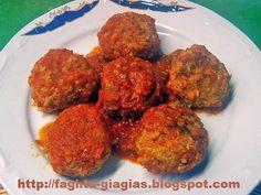 Γιουβαρλάκια κοκκινιστά Ethnic Recipes, Food, Meals