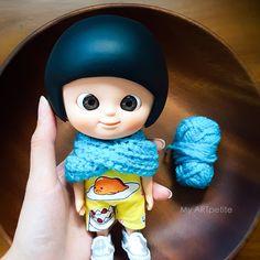 Crochet Outfits for Mui-Chan (free crochet pattern)