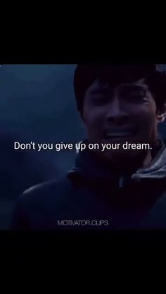 don't quit, you can do it ☺️ quotes videos don't give up on your dreams 😔 Don't Give Up Quotes, Good Life Quotes, Be Yourself Quotes, Dont Quit Quotes, You Can Do It Quotes, I Can Do It, Motivational Movie Quotes, Motivational Videos For Success, Success Quotes