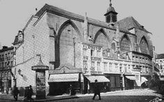 L'eglise Saint Nicolas, La Rue au Beurre
