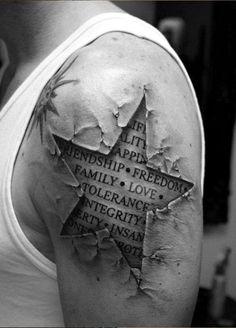 Sleeve tattoo Ideas 22