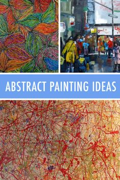 Express yourself without a worry in a fascinating way with abstract expressionism. Not sure where to start? Explore abstract painting ideas on Craftsy!