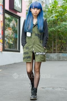 aoi's STYLE -TOKYO STREET STYLE   スタイルアリーナ style-arena.jp