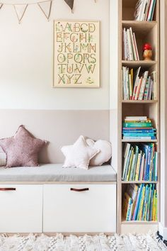 Project R Little Girl's Bedroom – Avenue Lifestyle Avenue Lifestyle The post Project R Little Girl's Bedroom – Avenue Lif… appeared first on Garden ideas - Gardening Little Girl Bedrooms, Big Girl Rooms, Bedroom Girls, Toddler Girl Bedrooms, Ikea Girls Room, Ikea Kids Bedroom, Kid Bedrooms, Coin Banquette, Project R